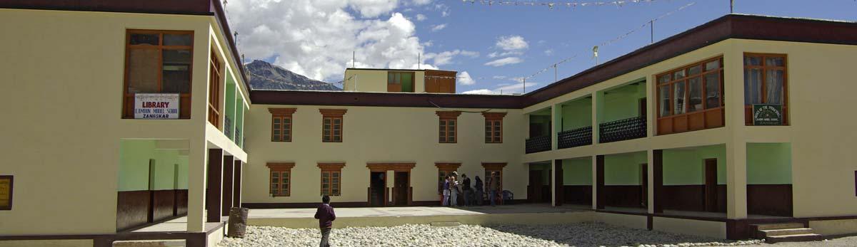 La scuola nello Zanskar